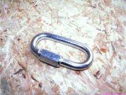 Kettennotglied 6mm Stahl