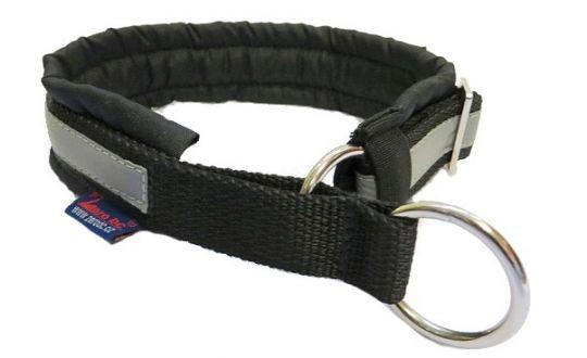 Halsband Soft schwarz XS