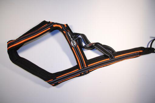 NEU !! X-Back-Cross Orange,Schwarz,Türkis L orange /sw