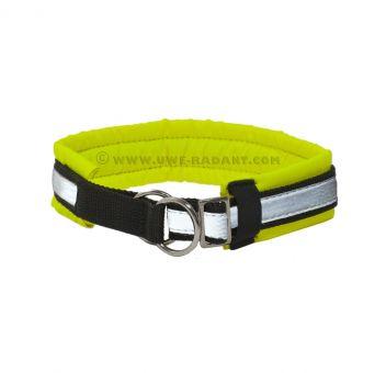 Halsband Soft neongelb/neongrün