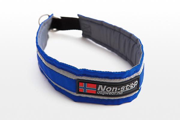 Half Choke Collar blau - Restposten