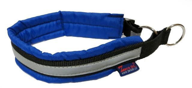 Halsband Soft blau