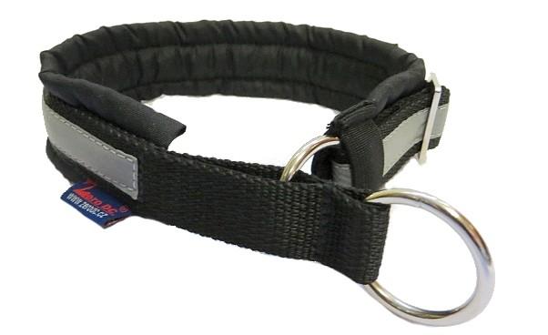 Halsband Soft schwarz S